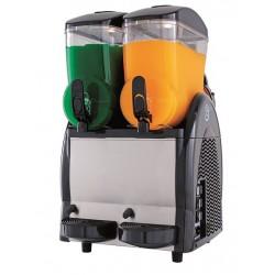 Granitor. Urządzenie do napojów lodowych 2 zbiorniki na 12 litrów S 12-2