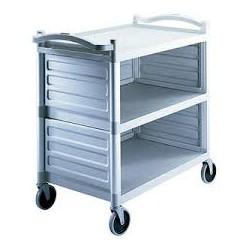 Zestaw paneli do jednej półki do wózka BC340KD