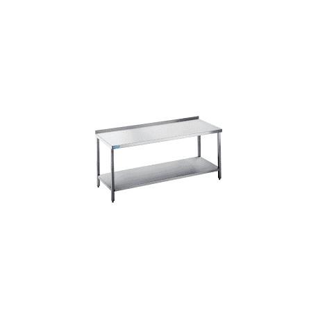 Stół przyścienny z półką 1000x600x850mm