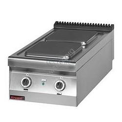 Kuchnia elektryczna 2-płytowa nastawna 900.KE-2