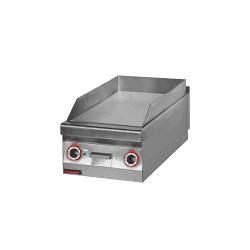 Płyta grillowa elektryczna gładka 900.PBE-450G-C
