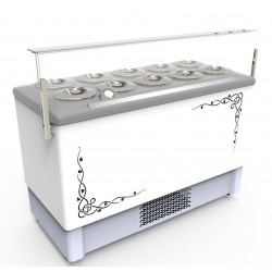 Dystrybutor do lodów IRQ10  10x10