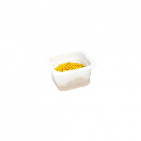 Pojemnik z polipropylenu, GN 1/6, H 100 mm
