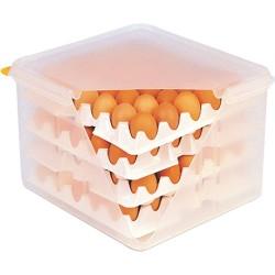 Pojemnik na jajka z 8 tacami 061500