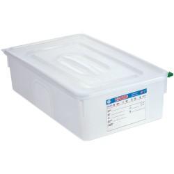 Pojemnik GN 1/1 200 polipropylen z pokrywką szczelną