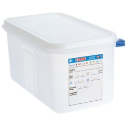 Pojemnik GN 1/3 100 polipropylen z pokrywką szczelną