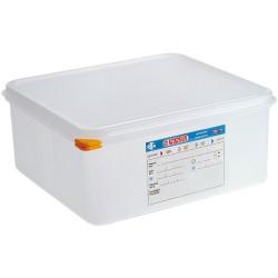 Pojemnik GN 2/3 200 polipropylen z pokrywką szczelną