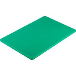 Deska do krojenia 450x300 mm zielona