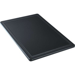 Deska do krojenia 600x400x18 mm czarna