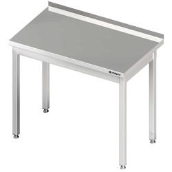 Stół przyścienny bez półki 800x600x850 mm skręcany