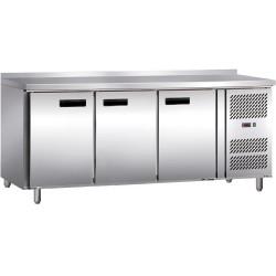 Stół chłodniczy 3 drzwiowy agregat po prawej stronie