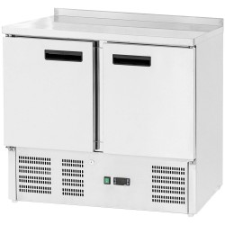 Stół chłodniczy 2 drzwiowy agregat na dole
