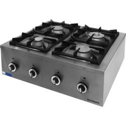 Kuchnia nastawna gazowa 4 palnikowa Modular 800x700 24kW - G20 (GZ50)