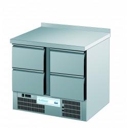 Stół chłodniczy GN 1/1-4 szuflady RILLING