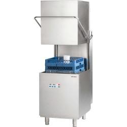 Zmywarka kapturowa 500x500, 10 kW z dozownikiem płynu myjącego