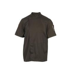 Bluza kucharska NERO krótki rękaw