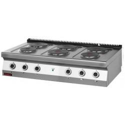 Kuchnia elektryczna KE-6