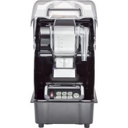 Blender profesjonalny stalgast z elektronicznym panelem sterowania i wyciszającą osłoną