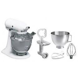 Mikser planetarny Kitchen Aid MASTER-PACKET K45 Uniwersal 5KSM45EWH MP biały