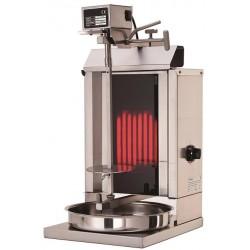 Gyros, opiekacz elektryczny do kebaba 1 palnik wsad 5kg KLG 235