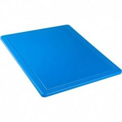Deska do krojenia GN 1/2 niebieska
