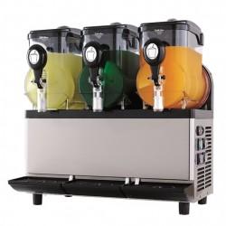 Granitor. Urządzenie do napojów lodowych 3 zbiorniki po 5 litrów GS 5-3