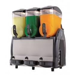 Granitor. Urządzenie do napojów lodowych 3 zbiorniki na 12 litrów S 12-3