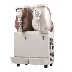 Granitor. Urządzenie do sorbetów, lodów, mrożonych jogutrów 2x5 litrów GSE 5-2