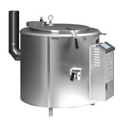 Kocioł warzelny gazowy 150 l KG-150.8-II-X