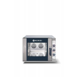 Piec Konwekcyjno-Parowy Hendi Nano 5xGN 1/1 – elektryczny, sterowanie manualne