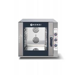 Piec Konwekcyjno-Parowy Hendi Nano 7xGN 1/1 – elektryczny, sterowanie manualne