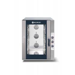 Piec Konwekcyjno-Parowy Hendi Nano 12xGN 1/1 – elektryczny, sterowanie manualne