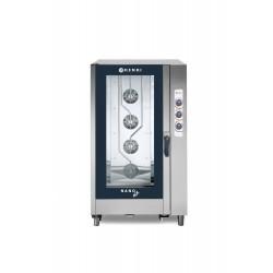 Piec Konwekcyjno-Parowy Hendi Nano 20xGN 1/1 – elektryczny, sterowanie manualne