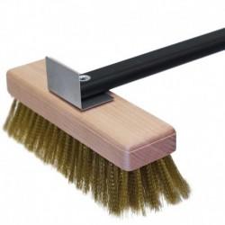 Szczotka czyszczenia pieców L 1100 mm
