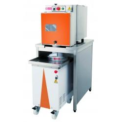 Dzielarko-zaokrąglarka półautomatyczna do ciasta RQ-PO-AR800