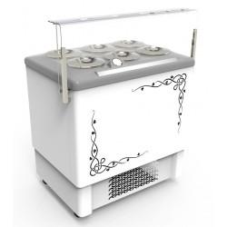 Dystrybutor do lodów IRQ6 6x6