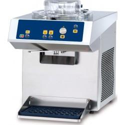 Frezer do lodów półautomatyczny  nastawny  pionowy cylinder  BTE150A  2l