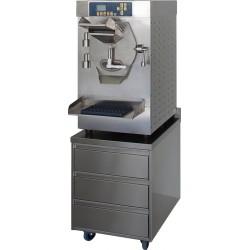 Frezery do lodów automatyczny poziomy cylinder  HTX400W  5l