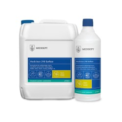 Płyn do mycia powierzchni zmywalnych Mediclean 210 Surface/1L