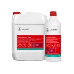 Płyn do powierzchni sanitarnych Mediclean 310 Sanit/1L