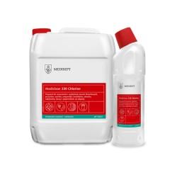 Preparat do czyszczenia i wybielania sanitariów Mediclean 330 Chlorine/075L