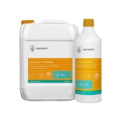 Płyn do ręcznego mycia naczyń oraz urządzeń i powierzchni kuchennych Mediclean 510 Dishs/5L