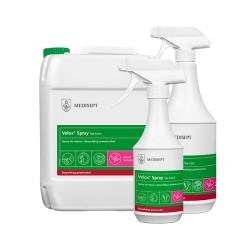 Spray do szybkiego mycia i dezynfekcji powierzchni Velox Spray/5L