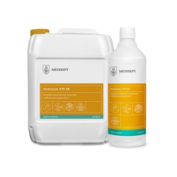 Płyn do czyszczenia powierzchni w przetwórstwie spożywczym Mediclean 570 All/1L