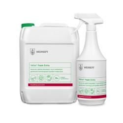 Preparat do szybkiej dezynfekcji delikatnych powierzchni Velox Foam Extra/5L