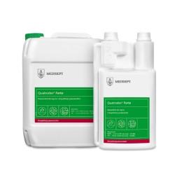 Preparat do czyszczenia i dezynfekcji powierzchni Quatrodes Forte/5L