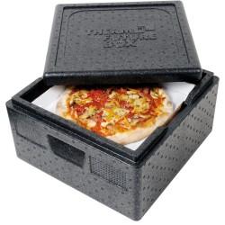 Pojemnik termoizolacyjny do pizzy 40 l 057351