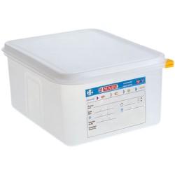 Pojemnik GN 1/2 200 polipropylen z pokrywką szczelną