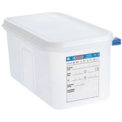 Pojemnik GN 1/3 150 polipropylen z pokrywką szczelną