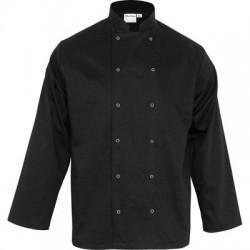 Bluza kucharska czarna CHEF M unisex